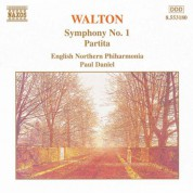 Walton: Symphony No. 1 / Partita - CD