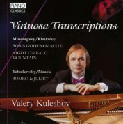 Valery Kuleshov: Virtuoso Transcriptions - CD