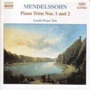 Mendelssohn: Piano Trios Nos. 1 and 2 - CD