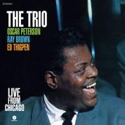 Oscar Peterson Trio: Live From Chicago - Plak