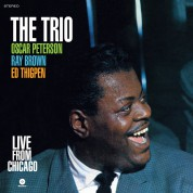 Oscar Peterson Trio: Live From Chicago - Plak