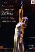 Patrick Summers, The Metropolitan Opera Orchestra and Chorus, Karita Mattila, Juha Uusitalo: Strauss: Salome - DVD