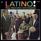Ray Barretto: Latino! - Plak