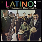 Ray Barretto: Latino! - Plak