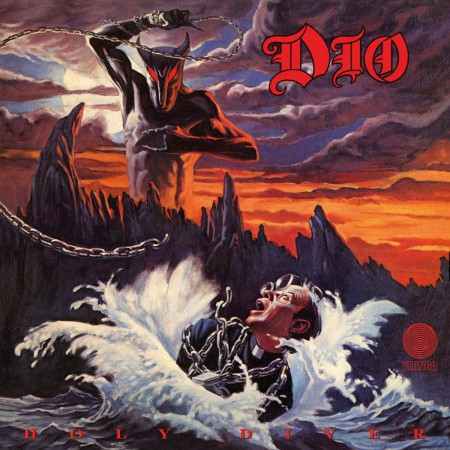 Dio: Holy Diver (Remastered) - Plak