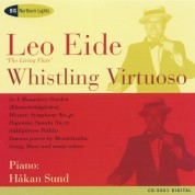Leo Eide, Håkan Sund: Eide - Whistling, the human flute - CD