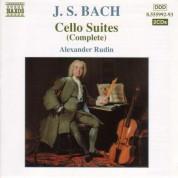 Alexander Rudin: Bach, J.S.: Cello Suites Nos. 1-6, Bwv 1007-1012 - CD