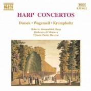 Dussek / Wagenseil / Krumpholtz: Harp Concertos - CD