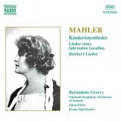 Mahler: Kindertotenlieder / Ruckert-Lieder - CD