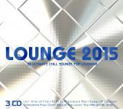 Çeşitli Sanatçılar: Lounge 2015 - CD