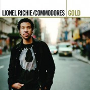 Lionel Richie, Commodores: Gold - CD
