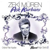Zeki Müren: Aşk Kurbanı - CD