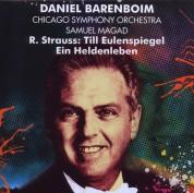 Daniel Barenboim, Chicago Symphony Orchestra, Samuel Magad: R. Strauss: Till Eulenspiegel, Ein Heldenleben - CD