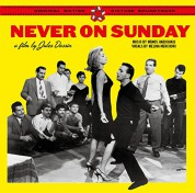 Manos Hadjidakis: Never On Sunday - CD