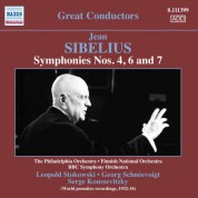 Sergey Koussevitzky, Georg Schneevoigt, Leopold Stokowski: Sibelius: Premiere Recordings - CD