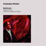 Svjatoslav Richter, Warsaw Philharmonic Orchestra, Witold Rowicki: Beethoven: Appasionata & Funeral March Sonatas - CD