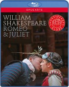 Shakespeare: Romeo & Juliet - BluRay