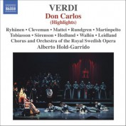 Verdi: Don Carlos (Highlights) - CD