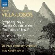 Isaac Karabtchevsky, Sao Paulo Symphony Orchestra: Villa-Lobos: Symphonies Nos. 6 & 7 - CD