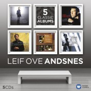 Leif Ove Andsnes - 5 Classic Albums - CD