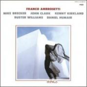 Franco Ambrosetti: Wings - Plak