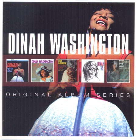 Dinah Washington: Original Album Series - CD