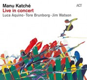 Manu Katché: Live in Concert - CD