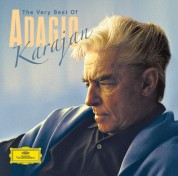 Herbert von Karajan, Berliner Philharmoniker: The Very Best Of Adagio - CD