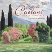 Alessandra Ammara: Caetani: Piano Music - CD