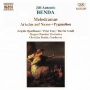 Benda, J.A.: Ariadne Auf Naxos / Pygmalion - CD