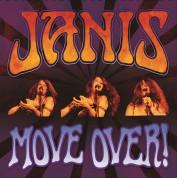 Janis Joplin: Move Over =Ltd Box= - Single Plak