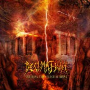 Decimation: Entering The Celestial Ruins - CD