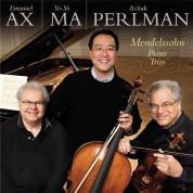 Yo-Yo Ma, Emanuel Ax, Itzhak Pearlman: Mendelssohn: Piano Trios, Op. 49 & Op. 66 - CD