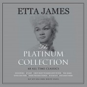 Etta James: The Platinum Collection (White Vinyl) - Plak