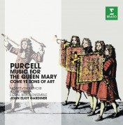 Felicity Lott, Charles Brett, John Williams, Thomas Allen, Monteverdi Choir, Monteverdi Orchestra, John Eliot Gardiner: Purcell : Music fot the Queen Mary