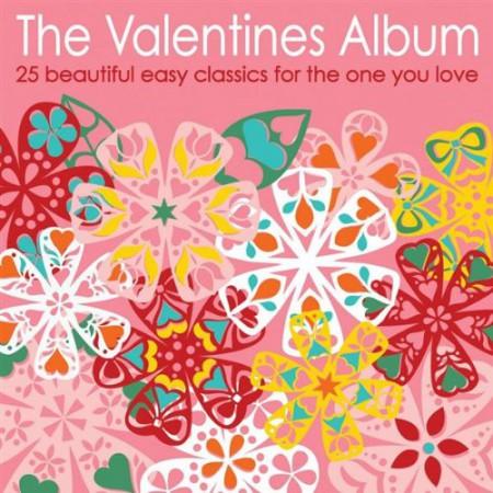 Çeşitli Sanatçılar: The Valentines Album - CD