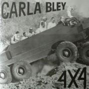 Carla Bley: 4 x 4 - CD