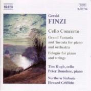 Finzi: Cello Concerto / Grand Fantasia and Toccata / Eclogue - CD
