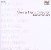 Jeroen van Veen: Minimal Piano Collection, Vol. I-IX - CD