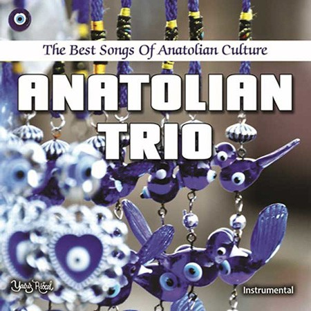Ayhan Günyıl, Eyüp Hamiş, Murat Aydemir: Anatolian Trio - CD