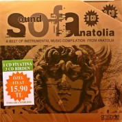 Çeşitli Sanatçılar: Sofa - Sound Of Anatolia - CD