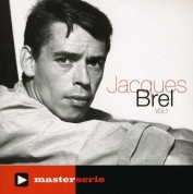Jacques Brel: Master Serie Volume 1 - CD