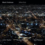 Mark Feldman: What Exit - CD