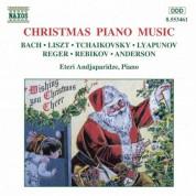 Christmas Piano Music - CD