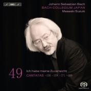 Bach Collegium Japan, Masaaki Suzuki: J.S. Bach: Cantatas, Vol. 49 - SACD