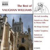 Çeşitli Sanatçılar: Vaughan Williams (The Best Of) - CD