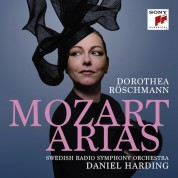 Dorothea Röschmann: Mozart Arias - CD