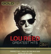 Lou Reed: Gold: Greatest Hits (Metallbox) - CD