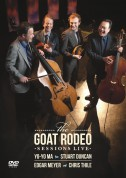 Yo-Yo Ma, Edgar Meyer, Chris Thile, Stuart Duncan: The Goat Rodeo Sessions - DVD