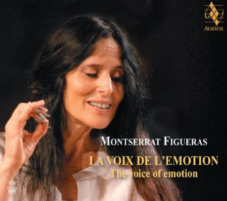 Montserrat Figueras: The Voice of Emotion - SACD